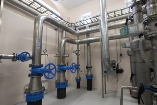 Water Treatment Station in Estonia 1